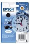 orig. Tintenpatrone Epson 27XL T27114012 black/schwarz, ca. 1100 Seite