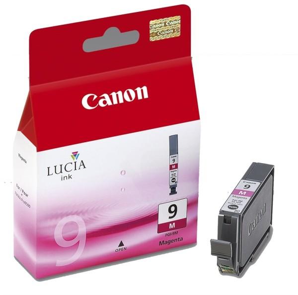 orig. Tintenpatrone Canon PGI-9M Magenta/Rot