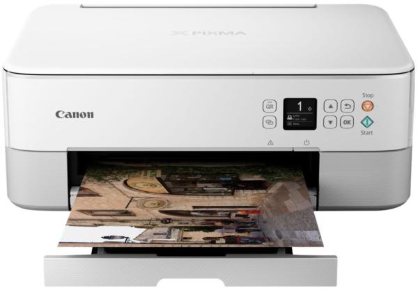 Canon PIXMA TS5351 - Multifunktionsdrucker - Farbe - Tintenstrahl - A4 (210 x 297 mm),
