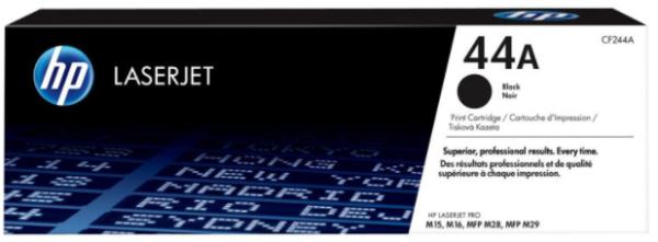 orig. Toner HP CF244A black/schwarz für HP Laserjet Pro M15x - 1000 Seiten