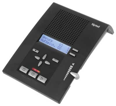 Tiptel 309 clip Anrufbeantworter