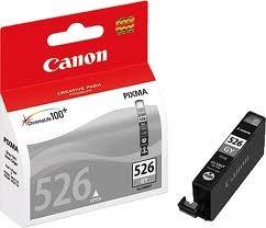 orig. CANON CLI-526GY Tinte grau für Pixma MG6150 MG8150