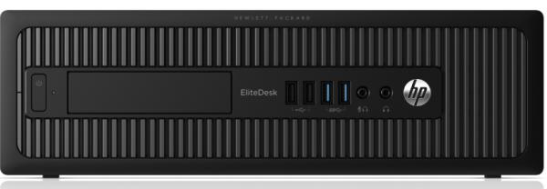 Geb. PC HP EliteDesk 800 G1 i5-4690 8GB 256 GB SSD W10P
