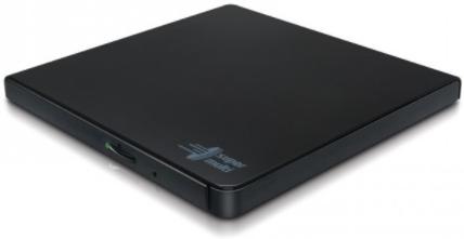 LG GP57EB40 - DVD-Brenner schwarz - Laufwerk - DVD±RW (±R DL) / DVD-RAM - 8x/6x/5x - USB 2.0 extern