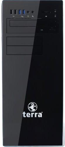 TERRA PC-HOME 5000 i3-10100, 8GB, 500GB SSD M.2+ 1TB HDD, Win10H
